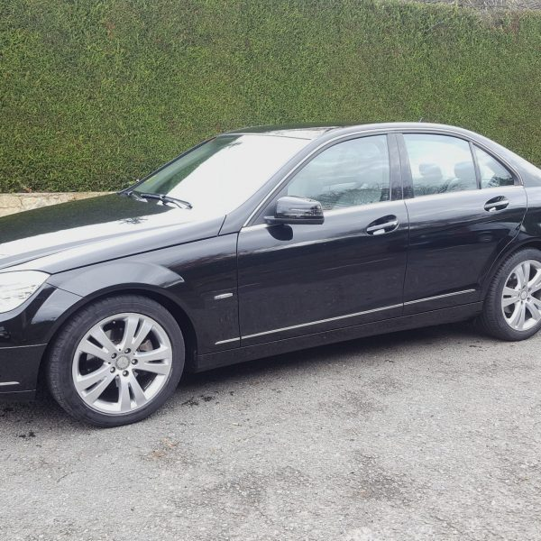 MERCEDES-BENZ Clase C C 200 COI Blue Efficiency Avantgarde