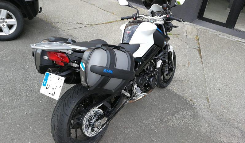 BMW F 800 R ABS AKRAPOVICH lleno