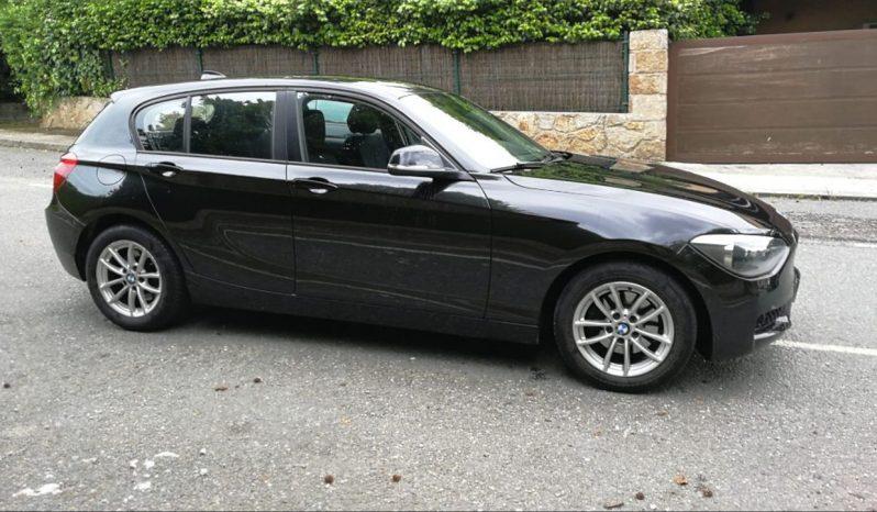 BMW 120D lleno