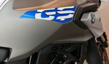 BMW GS 310 CARNET A2 lleno