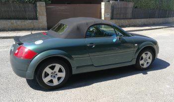 AUDI TT Roadster 1.8T 180 CV lleno
